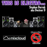 this is electro - stephen durrok aka docteurd (never use 911 records)