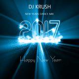 DJ Krush New Years 2017 Dance Mix