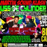 REMY MARTIN SOUND CLASH JERRY DAN FROM BARBADOS SLAUGHTER MAGNUM FROM GUYANA