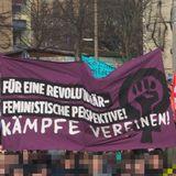 Feministischer Kampftag - FKT Le 2018