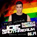 Joe Gauthreaux's Monthly Mixdown :: 06.14 PRIDE ANTHEMS