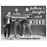 KIOKO COHOSTS on Footloose & Fancyfree w Danny de Reybekill (14/11/2018)