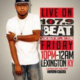 107.9 GUEST DJ SET (LEXINGTON KY) 10/23