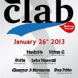 MaximUs @ Café D'Anvers - No Clab Concept - 26/01/2013