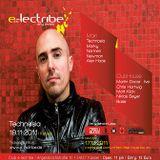 Alex Haas @ Dirty Techno With Technasia - Club e-lectribe Kassel - 19.11.2011