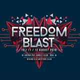 Freedom Blast 2018 set - Sine Psyacoustica ( 145 -152 )