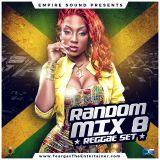 RANDOM MIXX-VOL 8-Reggae Set[TEARGAS]