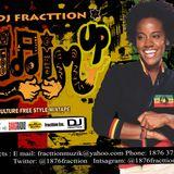 DJ FRACTTION - RIDDIM UP MIXTAPE