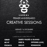Kekoh aKa Comanche - 1er Aniversario creative sessions @ La Real