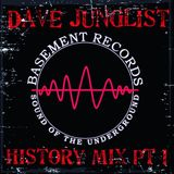 Basement Records History Mix Pt I