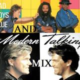 PAUL ALMEIDA PRESENTS A MODERN TALKING, BAD BOYS BLUE AND BLUE SYSTEM MIX