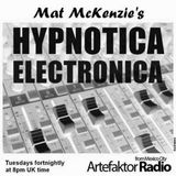 HYPNOTICA ELECTRONICA Show 29 By Mat Mckenzie TECHNO ELECTRO EBM ACID (2 Hours) On Artefaktor Radio