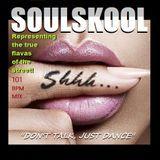 Shhh... DON'T TALK, JUST DANCE (101 BPM mix) Ft: Blossom, Ty Juan, Azekel, Classy Silhouette...