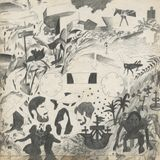 the fictional map presenta BIOSPHERE MIXTAPE por Rodrigo Piedra