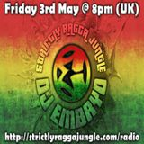 DJ Embryo - Strictly Ragga Jungle Radio Live 8