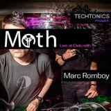 "Moth Live At Cielo at ""Techtonics presents Marc Romboy"""