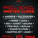PRODJ School Master class (FreeGen Space) mix