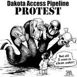DJ Alex Dakota Access Pipeline Protest