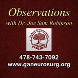 Buckner F. Melton, Jr. of Middle Georgia State College interviews Dr. Joe Sam Robinson on the Afford