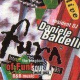 """Daniele Baldelli @ Fura with """"Soul Food"""" live - 01.1997 _ Fura serie n.1"""