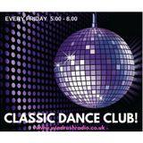 Classic Dance Club with Simon D 15 11 2019