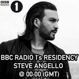 Steve Angello - BBC Radio1 Residency (Guest Kryder & Tom Staar) - 02-Oct-2014