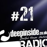 DEEPINSIDE - Soulful House Station #21