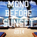 Dj Mono - Best of Before Sunset 2014