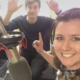 The SRA Chart Show: Burst Radio Takeover with Patrick Thomas and Ellie Leek