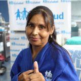 Testimonio de la asegurada Flor Dextre, quien recibió doble trasplante de órganos