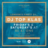 Be At One presents resident DJ Top Klas February Party Mix provided by www.jayneewilkins.com