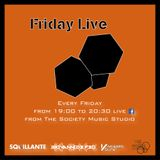 Friday in the society - Vincenzo Volpe - Episode 002