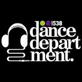 Dominik Eulberg - Live Mix Dance Department 02.03.2008.(vrx-rip-radio 538)