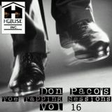 Don Paco's (Toe Tapping Sessions Vol 16)
