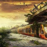 Dj Deno & Dj Bochy - The Last Train (After @ Home)