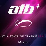 ATB - Live at Ultra Music Festival in Miami, USA (25.03.2012)