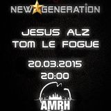 jesus alz@ amrh radio// the new star generation podcast