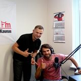 Bėgikai.lt #7 | Vaidas Žlabys is On the Air!