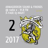 @ X-Fade DJ-Night - 07.02.17 ls Jimmy Jack & Jinjaman