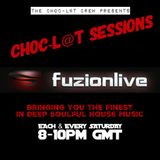 Choc-l@t Sessions On www.fuzionlive.com (Saturday February 9th 2019) - DJ Dubzy B2B With DJ Funky D