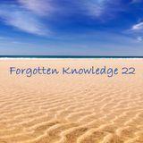 DJ Future Underground - Forgotten Knowledge vol 22