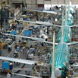 DARPA's Future; Boeing's Production Woes