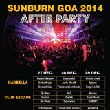 Live in Goa (Club Marbela December '14)