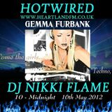 HOTWIRED with Nikki Flame & Gemma Furbank Exclusive 16th May 2012