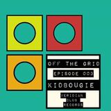 Off the Grid ep 003 ft. Pedro Caignet (Veridian Club Records)