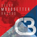 Crossing Borderlines with Deep 'MOODSETTER' Bassus on KIX (02-10-2019)