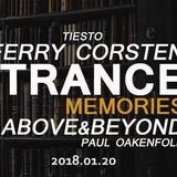 UpBeat 070 Tiesto's Special (Live @ Trance Memories 2018.01.20) Mixed by Double 6