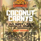 Coconut Carny's Live @ The Geraldton Hotel DJ's J Bos & Swami With LC  Drums
