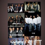 R&B SLOW JAMS GROUP EDITION ft JAGGED EDGE, JODECI,112, DRU HILL, SILK, BLACKSTREET& H TOWN
