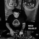 NICO @ CTRL ROOM - May 3rd 2017